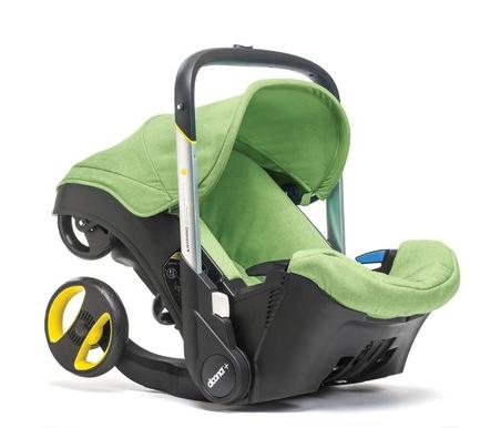 神奇 全新 设计 可移动 的儿童安全座椅--Doona +