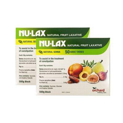 NU-LAX 乐康膏 天然果蔬膏 500克