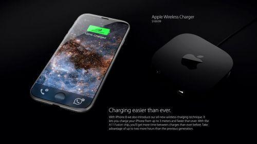 iPhone 8有什么黑科技 集合iPhone 8所有传闻