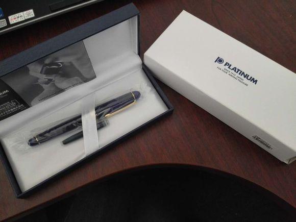 中邮海外购转运- Platinum白金钢笔3776日亚海淘转运攻略
