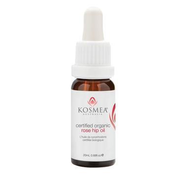 Kosmea 天然玫瑰果油 20ml(修复、再生肌肤)