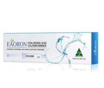 Eaoron 涂抹式水光针 玻尿酸精华液(美白、补水、保湿)10ml【全场满86澳,运费一口价8澳】