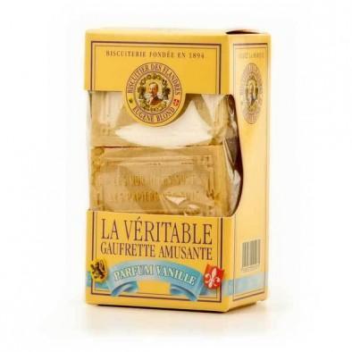 满50欧享邮费6折 Eugène Blond 特制香草黄油华夫饼 175g 盒