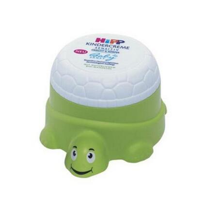 满66欧包邮+满88欧减5欧+特价 HIPP喜宝有机杏仁油儿童婴儿保湿面霜小乌龟100ml