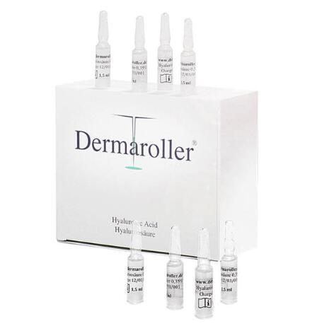 【单品包邮】 Dermaroller 玻尿酸精华原液 30剂 1.5ml/剂