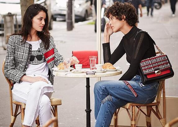 """法国设计师同名品牌三月发布""""FLY WITH KARL""""系列"""