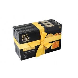 【KiwiDiscovery】NZ Pure 麦卢卡蜂蜜酥饼 3盒优惠装 29 81纽 约¥148(全场满49纽邮费5折)