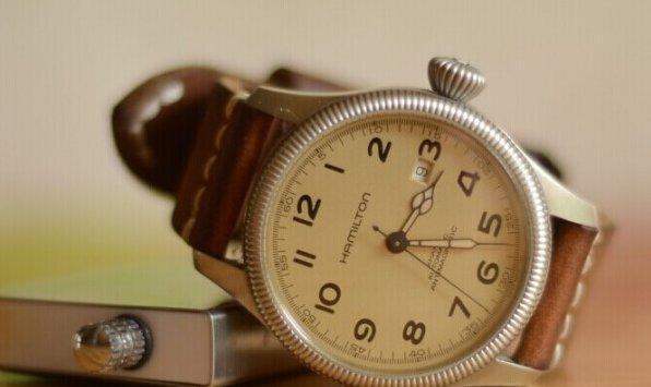 Hamilton 汉密尔顿Khaki Field Pioneer男士机械腕表H60455593 特价$299 00 约2140元