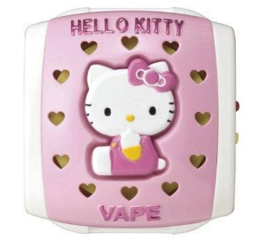 prime会员专享:VAPE5倍HELLO KITTY儿童驱蚊手表 好价1382日元  约¥84
