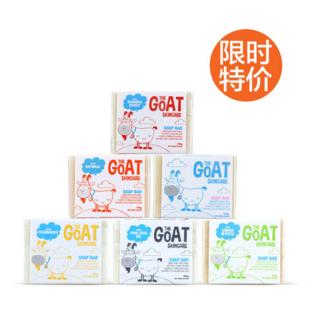 【6件装】The Goat Skincare 羊奶皂家庭装【全场满89澳免邮3kg】