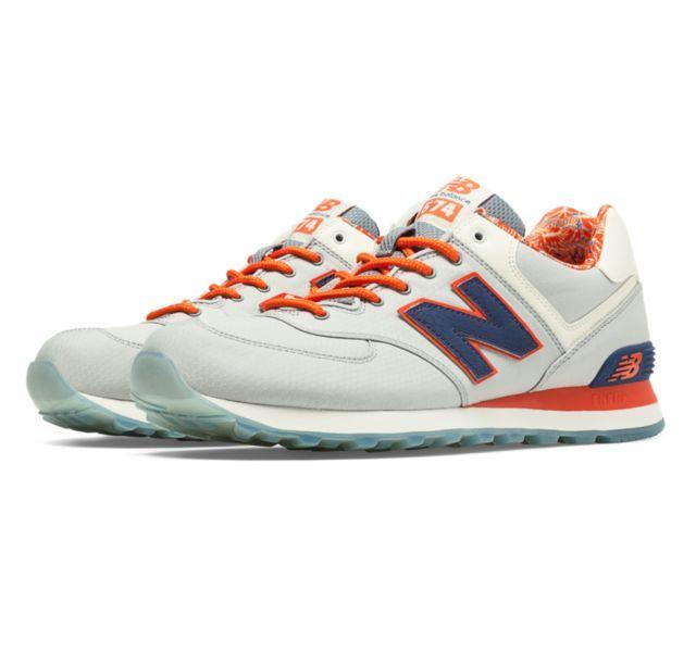 New Balance 新百伦 574 男士复古休闲鞋 $36 54(约265元)