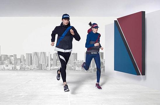 Nike与高桥盾联名系列NikeLab GYAKUSOU推出