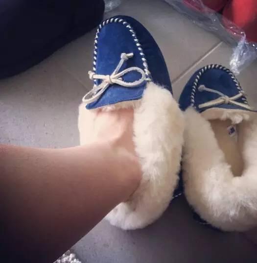 UGG雪地靴扫盲文