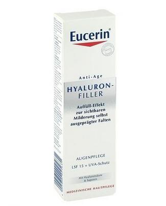去哪买专享满68欧免邮(用码BAFREE)+特价 Eucerin 优色林 充盈展颜平衡眼霜 15ml