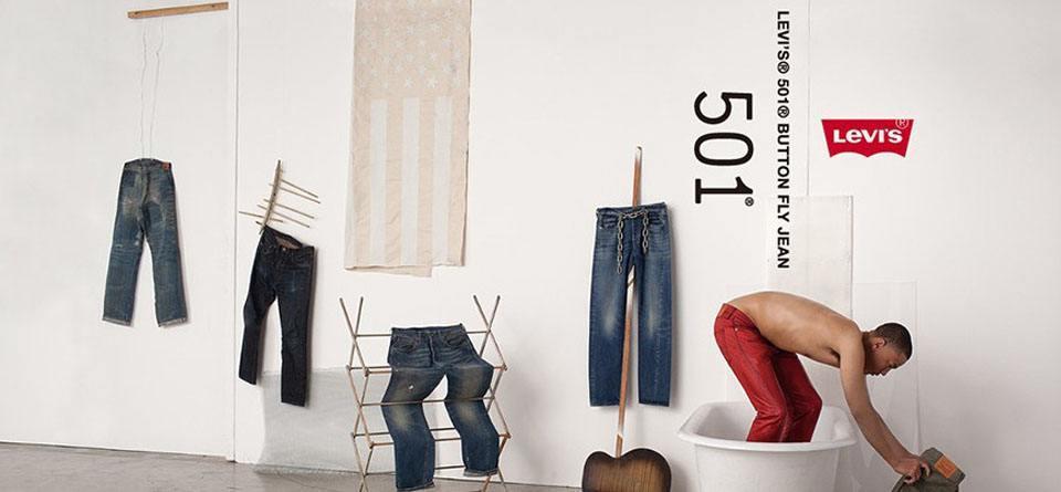 美国Levis李维斯官网海淘转运攻略,Levis牛仔裤501尺码对照表