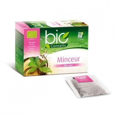 零食控最爱都在这儿 全场邮费6折(YF06)满89欧再减5欧 Bio Conseils 天然有机全身纤体茶 20袋