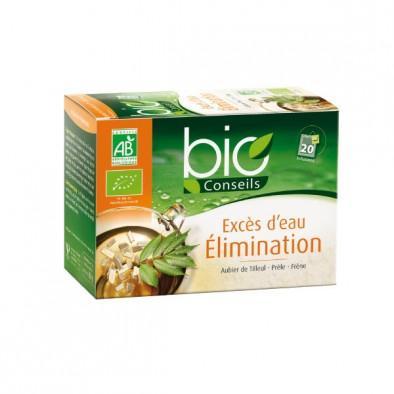 零食控最爱都在这儿 全场邮费6折(YF06)满89欧再减5欧 Bio Conseils 天然有机消水肿 纤体茶 20袋