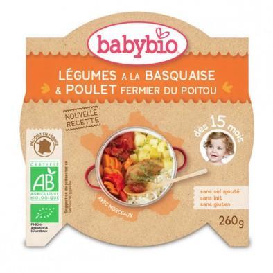 零食控最爱都在这儿 全场邮费6折(YF06)满89欧再减5欧 伴宝乐 有机鸡肉婴儿辅食 260g