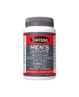 Swisse 男性复合维生素 120片