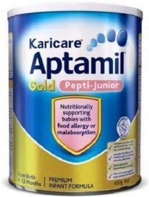 Aptamil爱他美 深度水解防过敏奶粉(0-12个月)450g 特价AU$15 99 约¥84 75