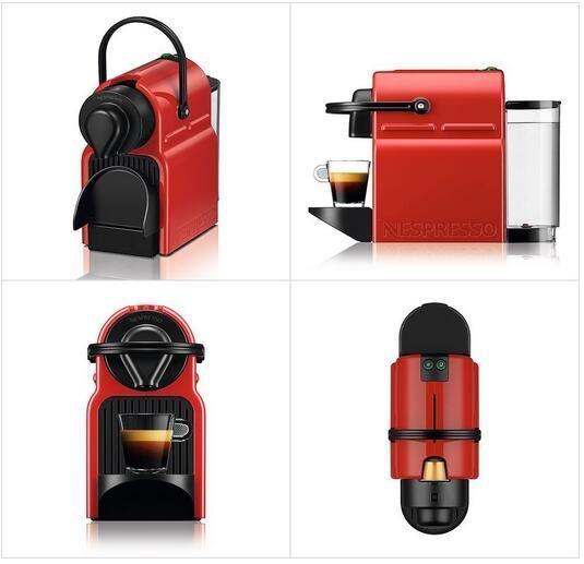 NESPRESSO 奈斯派索Inissia胶囊咖啡机C40RE 特价6797日元 约424元
