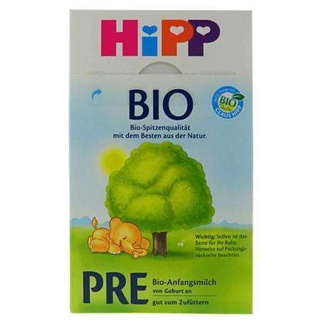 喜宝Hipp纯有机婴儿奶粉Pre段