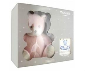 Mustela 妙思乐 礼物套装 50ML儿童香水+毛绒玩具