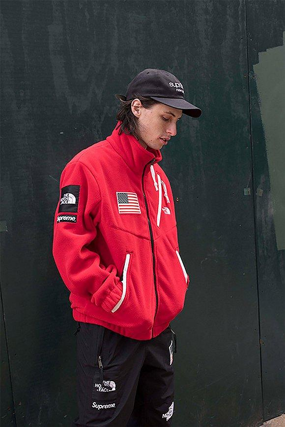 Supreme X The North Face新系列发售