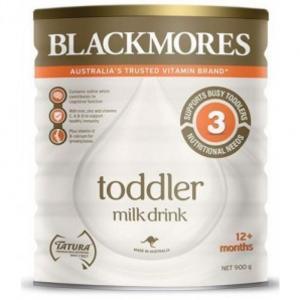 全网优价 Blackmores 澳佳宝 婴幼儿配方牛奶粉 900g 三段