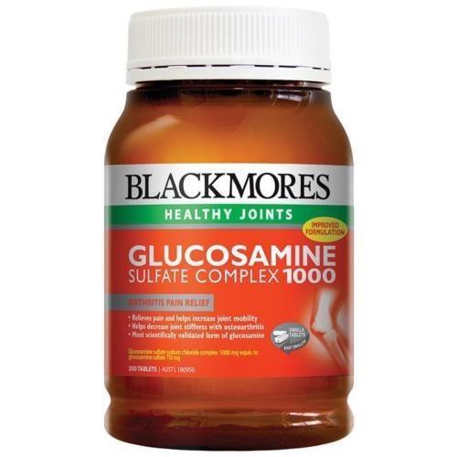 Blackmores 澳佳宝 维骨力关节灵片 1000mg 200片(缓解关节炎 维护骨关节健康)