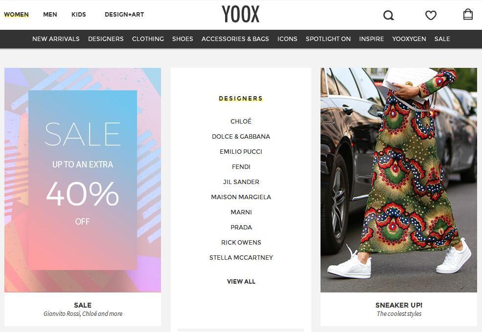 YOOX美国官网可以用支付宝吗? YOOX官网支付方式汇总