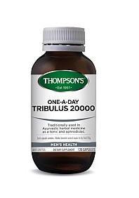 Thompson& 039s 汤普森 刺蒺藜精华胶囊 20000mg 120粒