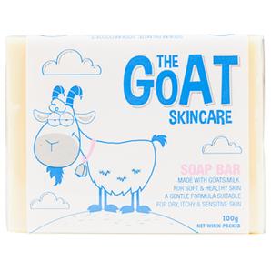 【澳洲Roy Young药房】The Goat Soap 纯天然手工皂羊奶皂 原味 100g
