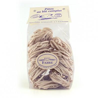 厨房里的法式优雅 厨具专区95折(BM95)Pâtes Fabre 意大利宽面 全麦面条 250g