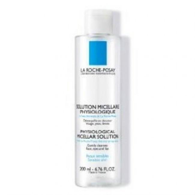 【精品推荐】La Roche-Posay Physiological 理肤泉均衡清润卸妆水 200ml