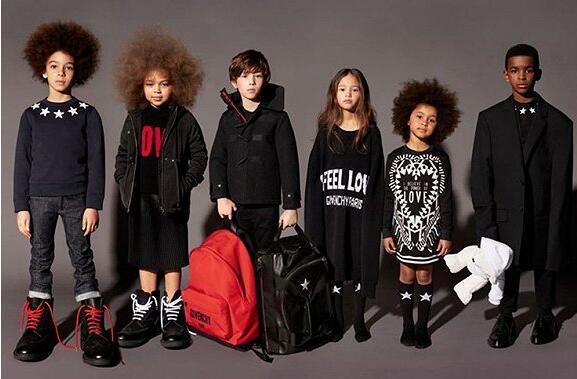Givenchy首次推出童装 7月发售
