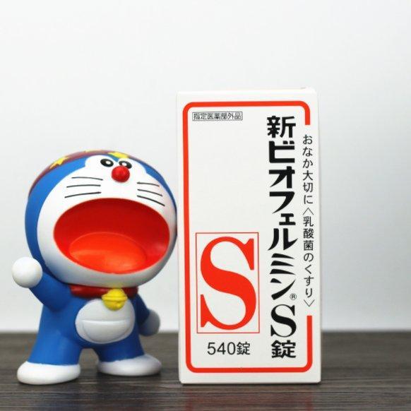 人气单品:日本武田乳酸菌益生菌 新表飞鸣S片540粒 特价2045日元 约¥129