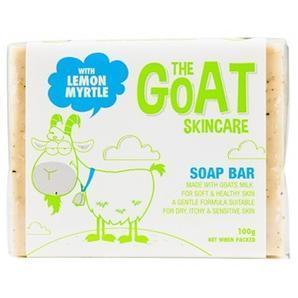 【澳洲Roy Young药房】The Goat Soap 纯天然手工山羊奶皂 柠檬味 100g