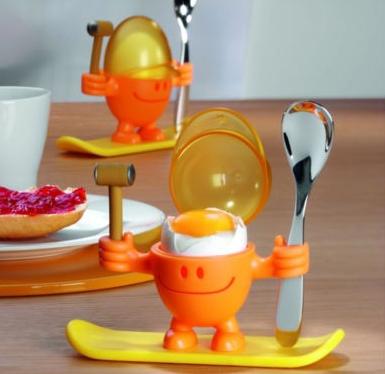【推荐】WMF完美福 福腾宝 蛋杯蛋勺蛋锤套装(多重优惠+包税服务)