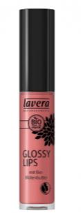 【德国DC】Lavera 拉薇 莱唯德 纯天然有机玫瑰色唇彩 08号色