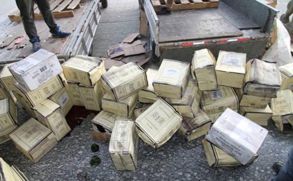 俄罗斯海淘购物转运的东西损坏或者破损怎么办?