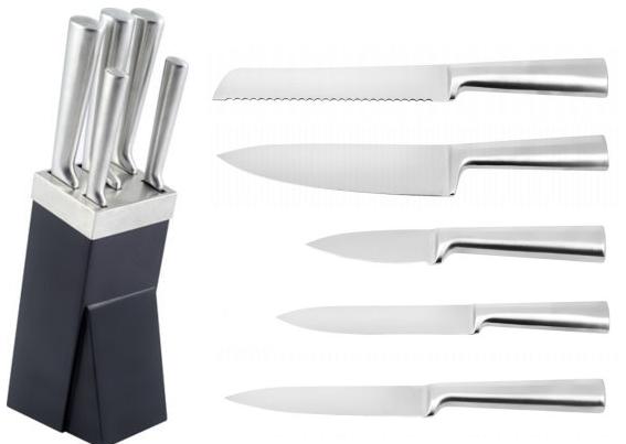 【推荐】Kuppels 专业厨刀套装 6件套(多重优惠+包税服务)
