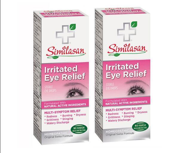 【2件包邮装】Similasan 结膜炎专用眼药水 2x10ml    139元(券后包邮包税价)