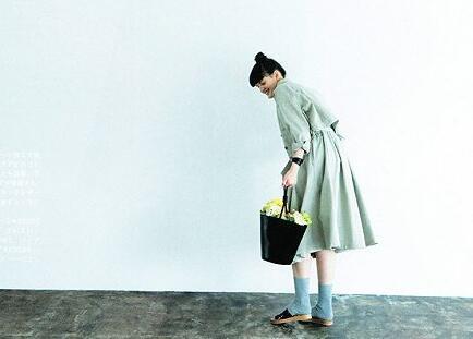 日本杂志推出的时装新品牌Maison de Beige
