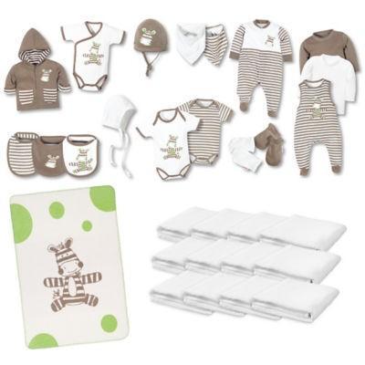 【推荐】Baby Butt 新生宝宝大礼包 30件套(多重优惠+包税服务)