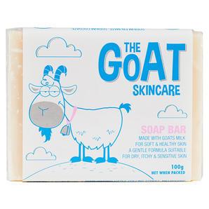 【澳洲Amcal 全场折上8 9折】The Goat Skincare 纯手工山羊奶皂(原味)100g