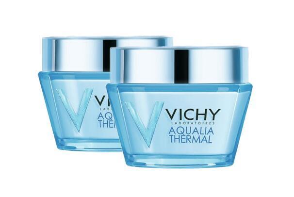 【2件包邮装】Vichy 薇姿 温泉矿物保湿霜 清爽型 2x50ml  215元(券后包邮包税价)