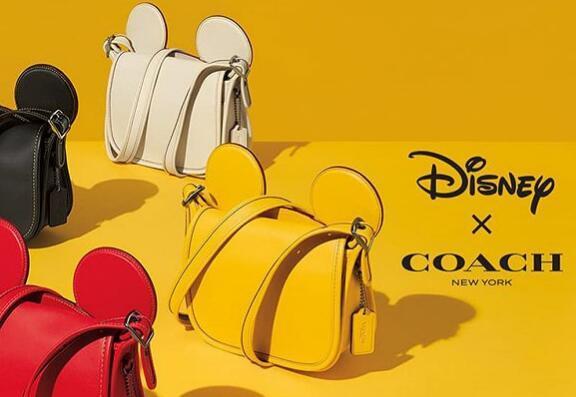 Coach与迪士尼的联名系列第二波面世