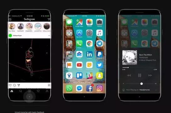 iPhone8曝光,今年9月发售,准备好肾了么?
