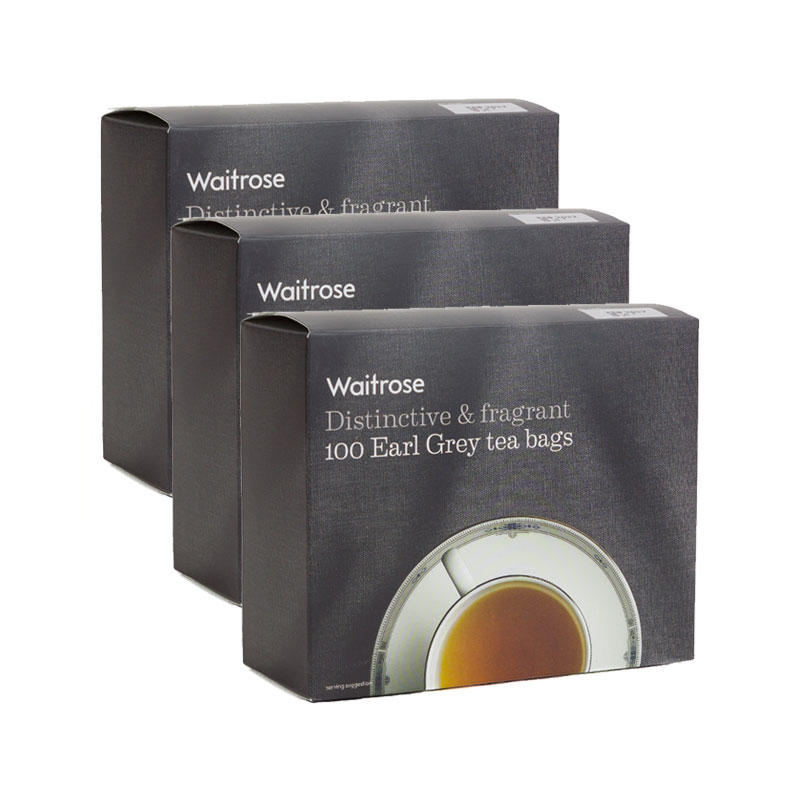【3件包邮装】Waitrose 伯爵茶包 3x250g 盒  129元(券后包邮包税价)